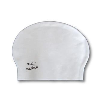 Ultra thin latex swimming cap