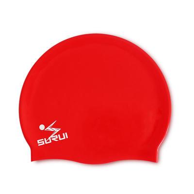 Classic Flat silicone swim cap