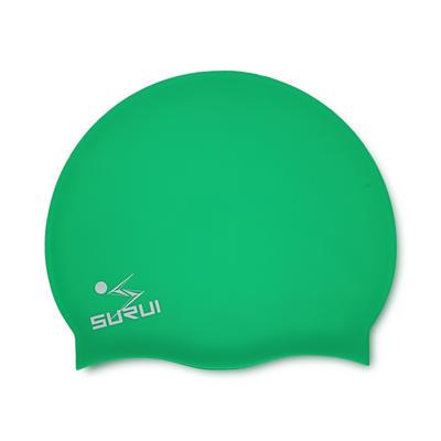 Elastomeric Flat silicone swim cap