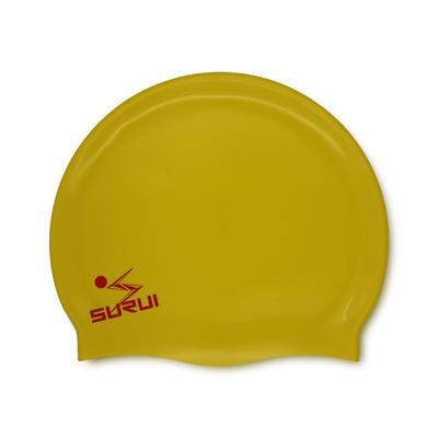 Thicker Flat silicone swim cap