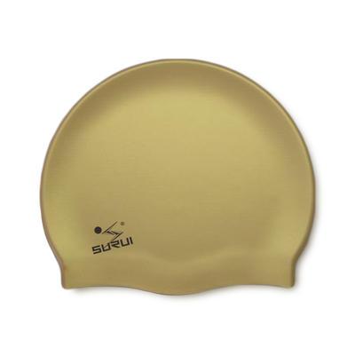 Child Flat silicone swim cap